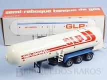 Brinquedos Antigos - Arpra - Semi Reboque Tanque de G�s GLP