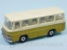 Brinquedos Antigos - Matchbox - Setra Coach Superfast Transitional Weels dourado