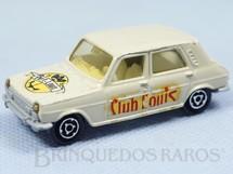 1. Brinquedos antigos - Majorette - Simca 1100 TI Club Louis Década de 1980