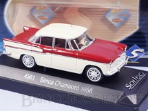 1. Brinquedos antigos - Solido - Simca Chambord 1958 Década de 1980