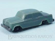 1. Brinquedos antigos - Sem identificação - Simca Chambord com 6,00 cm de comprimento azul brinde Toddy autentico sem marcas Década de 1960