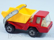 1. Brinquedos antigos - Matchbox - Skip Truck Superfast