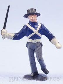1. Brinquedos antigos - Casablanca e Gulliver - Soldado Espanhol Série O Zorro distribuído pela Trol Década de 1970