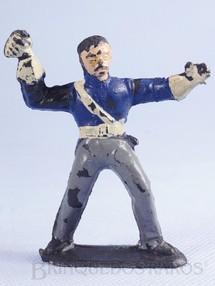 1. Brinquedos antigos - Casablanca e Gulliver - Soldado Espanhol Série O Zorro distribuído pela Trol Faltam a espada e a bainha Década de 1970