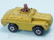 Brinquedos Antigos - Matchbox - Stoat Rola-Matics amarelo metálico