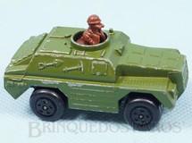 Brinquedos Antigos - Matchbox - Stoat Rola-Matics verde