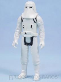 Brinquedos Antigos - Glasslite - Stormtrooper Guerreiro Imperial Star Wars Lucas Film perfeito estado Década de 1980