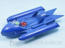 Brinquedos Antigos - Estrela - Submarino Nautilus Aventura A Perseguição do Monstro Marinho Ano 1979