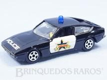 1. Brinquedos antigos - Norev-Jet Car - Talbot Matra Baghera Polícia Norev brésilienne Década de 1970