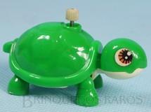 1. Brinquedos antigos - Tomy - Tartaruga com 6,00 cm de comprimento Década de 1980