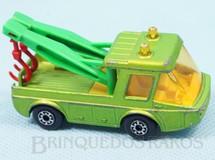 Brinquedos Antigos - Matchbox - Toe Joe Superfast verde metálico