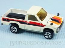 1. Brinquedos antigos - Majorette - Toyota Pick-Up Década de 1980