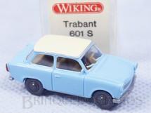 1. Brinquedos antigos - Wiking - Trabant 601 S Década de 1990