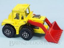 1. Brinquedos antigos - Matchbox - Tractor Shovel Superfast motor cromado
