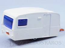 1. Brinquedos antigos - Majorette-Kiko - Trailer Sterckeman Lovely 400 Majorette Brésilien Kiko Década de 1980