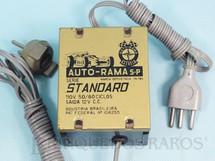 1. Brinquedos antigos - Estrela - Transformador 110 Volts Série Super Pista Ano 1968