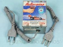 1. Brinquedos antigos - Estrela - Transformador 110/220 Volts Série Duelo de Campeões Ano 1988