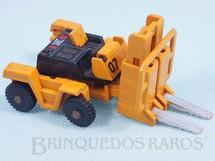 Brinquedos Antigos - Mimo - Transformer Empilhadeira Convert com 6,00 cm de comprimento Década de 1980