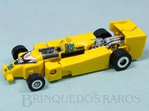 1. Brinquedos antigos - Mimo - Transformer Formula 1 com 10,00 cm de comprimento Década de 1980