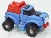 Brinquedos Antigos - Estrela - Transformers Pickup Gears Robocar Azul com 6,00 cm de comprimento Primeira Série Ano 1985