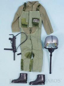 Brinquedos Antigos - Estrela - Uniforme completo e acessórios do Piloto Edição 1994 Perfeito estado 100% original