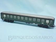 1. Brinquedos antigos - Marklin - Vagão Carro de Passageiros DB verde Década de 1960