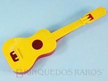 Brinquedos Antigos - Beija Fl�r - Viol�o para el�sticos com 17,00 cm de comprimento D�cada de 1960