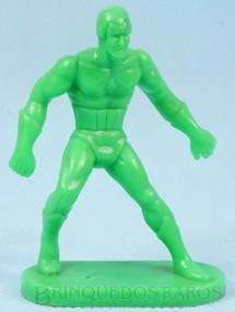 1. Brinquedos antigos - Casablanca e Gulliver - Visão de plástico verde Década de 1980
