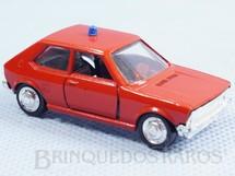 Brinquedos Antigos - Schuco-Rei - Volkswagen Gol L vermelho Schuco Modell Brasilianische Schuco Rei