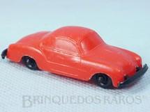 Brinquedos Antigos - Trol - Volkswagen Karmann Ghia com 6,00 cm de comprimento brinde Toddy autentico Chassi Trol Toddy Década de 1960