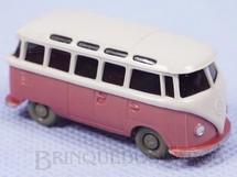 Brinquedos Antigos - Wiking - Volkswagen Kombi D�cada de 1960
