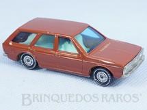 Brinquedos Antigos - Siku-Rei - Volkswagen Passat Variant marrom Brasilianische Siku Alfema