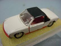1. Brinquedos antigos - Schuco-Rei - Volkswagen Porsche Brasilianische Schuco Rei branco