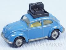 1. Brinquedos antigos - Corgi Toys-Husky - Volkswagen Sedan 1300 azul Corgi Husky Década de 1970