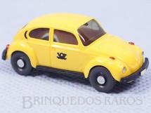1. Brinquedos antigos - Wiking - Volkswagen Sedan 1300 do Correio Alemão Década de 1980