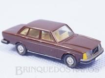 Brinquedos Antigos - Wiking - Volvo 264 D�cada de 1980