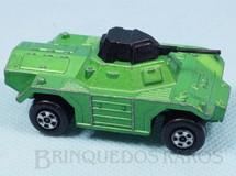 Brinquedos Antigos - Matchbox - Weasel Rola-Matics verde metálico