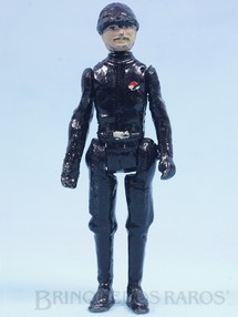 Brinquedos Antigos - Model Trem - White Bespin Guard Série Aventura na Galáxia Guerra nas Estrelas Star Wars Ano 1983