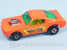 Brinquedos Antigos - Matchbox - Wild Cat Dragster Superfast Wildcat