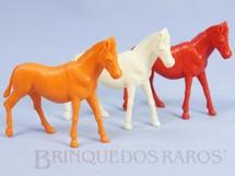 1. Brinquedos antigos - Casablanca e Gulliver - Zebra diversas cores Série Zoológico década de 1970 Preço por unidade