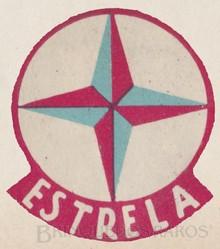 Brinquedos antigos -  - Estrela Variação do Logotipo anterior Ano 1964