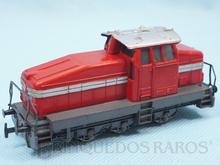 Brinquedo antigo Marklin Locomotiva de Serviço Diesel Elétrica DHG 500 Rodagem C Número 3078 Classificação Koll
