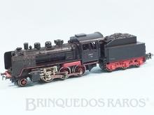 Brinquedo antigo Marklin Locomotiva a Vapor Classe BR 24 Rodagem 1`C Ferrovia Alemã Número 3003 Classificação Koll