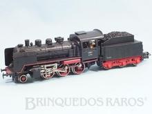 Brinquedo antigo Marklin Locomotiva a Vapor Classe BR 24 Rodagem 1`C Ferrovia Alemã Número FM800 Classificação Koll