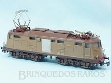 Brinquedo antigo Marklin Hamo Corrente Contínua Locomotiva Elétrica Classe E424 Rodagem Bo