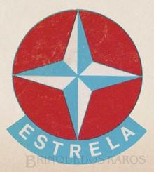 Brinquedos antigos -  - Estrela Logotipo criado em 1972 e utilizado até hoje