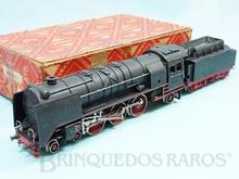 Brinquedo antigo Marklin Locomotiva a Vapor Classe BR 01 Rodagem 2`C1` Ferrovia Alemã Número HR800 Classificação Koll