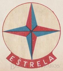 Brinquedos antigos -  - Estrela Logotipo Ano 1964