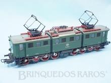 Brinquedo antigo Marklin Locomotiva Elétrica Biarticulada Classe BR 191 Rodagem C
