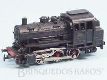 Brinquedo antigo Marklin Locomotiva Tanque a Vapor Classe BR 89 Rodagem C Ferrovia Alemã Número CM800 Classificação Koll
